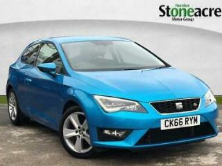 2016 SEAT Leon 2.0 TDI FR Tech Pack SportCoupe s/s 3dr