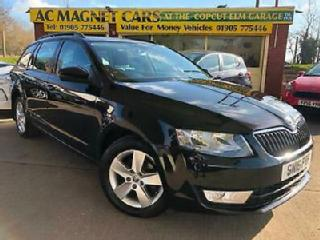 Used Skoda cars in Worcester - Nestoria Cars