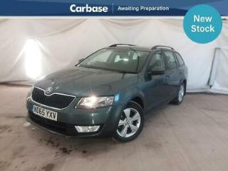 2016 Skoda Octavia 2.0 TDI CR SE L 4x4 5dr Estate ESTATE Diesel Manual