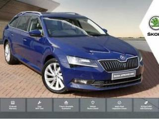 2016 Skoda Superb 2.0 TDI 150ps SE L Executive DSG 5Dr