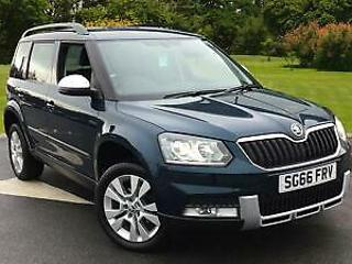 2016 Skoda Yeti Outdoor 2.0 TDI CR SE L 5dr Diesel Estate Estate Diesel Manual
