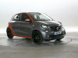 2016 smart forfour 0.9 Edition1 Hatchback Petrol Manual