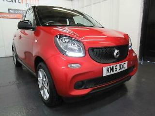 2016 Smart forfour 1.0 Passion s/s 5dr