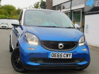 2016 SMART FORFOUR HATCHBACK PETROL