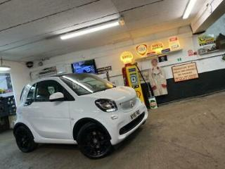 2016 Smart fortwo 0.9T Edition White Twinamic s/s 2dr