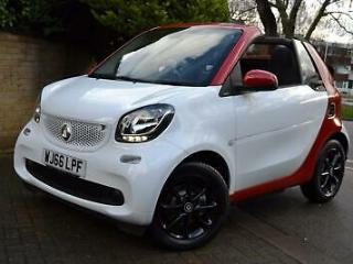 2016 Smart fortwo 1.0 Passion Premium Cabriolet Twinamic s/s 2dr