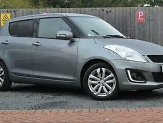 2016 Suzuki Swift 1.2 SZ4 [Nav] 5dr Auto VERY LOW MILEAGE METALLIC AIR CON ALLO