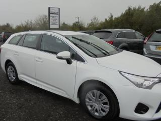 Toyota Avensis 1.6 D 4D Active Touring Sports 5dr start/stop LOOKS NEW ANY TRIAL 2016, 17895 miles, £10750
