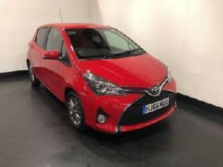 2016 Toyota Yaris 1.33 Icon 5 Dr 5dr