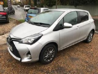 2016 Toyota Yaris 1.33 VVT i Icon Hatchback 5dr Petrol Manual 119 g/km, 99
