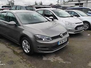 2016 Volkswagen Golf 1.6 TDI BlueMotion Tech Match Edition s/s 5dr
