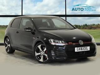 2016 Volkswagen Golf 2.0 TSI BlueMotion Tech GTI Performance pack s/s