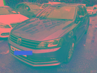Brown 2016 Volkswagen Jetta Highline TDI AT 73000 kms driven in Wakad