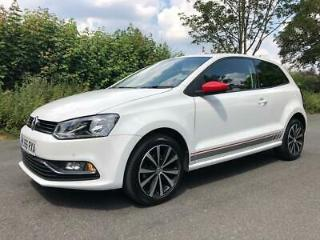 2016 Volkswagen Polo 1.2 TSI BlueMotion Tech Beats s/s 3dr