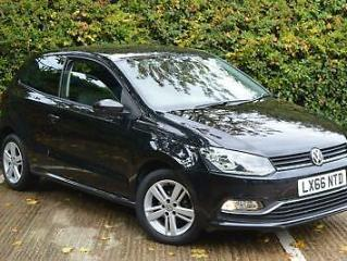 2016 Volkswagen Polo 1.2 TSI BlueMotion Tech Match s/s 3dr