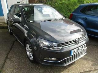 2016 Volkswagen Polo 1.2 TSI BlueMotion Tech Match s/s 5dr