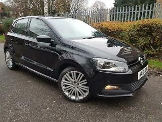 2016 Volkswagen Polo 1.4 TSI BlueMotion Tech ACT BlueGT s/s 5dr