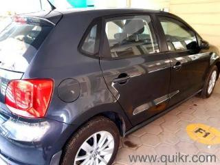 Grey 2016 Volkswagen Polo Highline1.2L P 8,800 kms driven in Mugalivakkam
