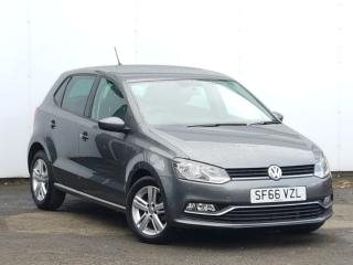2016 Volkswagen Polo 1.0 Match 5dr