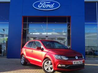 Volkswagen Polo 1.2 TSI Match 5dr Hatchback 2016, 17070 miles, £9400