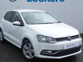Volkswagen Polo 1.2 TSI Match 5dr Hatchback 2016, 43080 miles, £8999