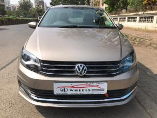 2016 Volkswagen Vento 2015 2019 1.5 TDI Highline for sale in Mumbai D2332491
