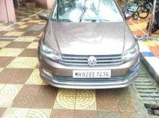 Brown 2016 Volkswagen Vento Highline Petrol AT 27,700 kms driven in Andheri East