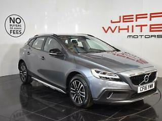 2016 Volvo V40 2.0 D2 [120] Cross Country Nav Plus 5dr Diesel grey Manual