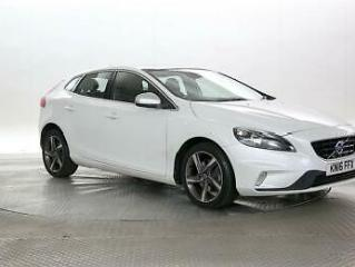 2016 Volvo V40 2.0 T2 R DESIGN Hatchback Petrol Manual