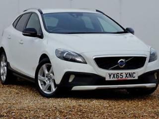 2016 Volvo V40 2.0D D2 Cross Country Lux SAT NAV 120bhp Geartronic BLUETOOTH PDC
