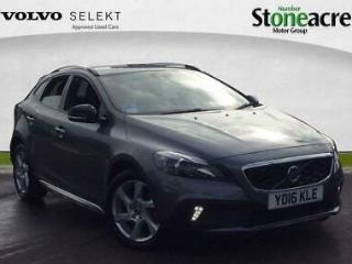 2016 Volvo V40 Cross Country 2.0 D2 Lux Cross Country 5dr Diesel Manual s/s