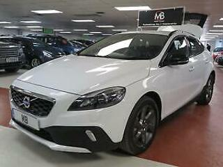 2016 Volvo V40 D2 [120] Cross Country Lux 5dr Geartronic Auto 0 Finance Avai