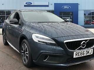 2016 Volvo V40 T3 [152] Cross Country 5dr Geartronic Petrol Hatchback Auto Hatch
