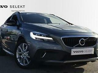 2016 Volvo V40 T3 [152] Cross Country Pro 5dr Geartronic Petrol Hatchback Auto H
