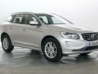 2016 Volvo XC60 2.0 D4 190 SE Lux Geartronic Auto Estate Diesel Automatic