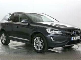 2016 Volvo XC60 2.4 D4 190 SE Lux Geartronic AWD Auto 4X4 Diesel Automatic