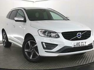 2016 Volvo XC60 2.4 D4 R Design Lux Geartronic AWD 5dr