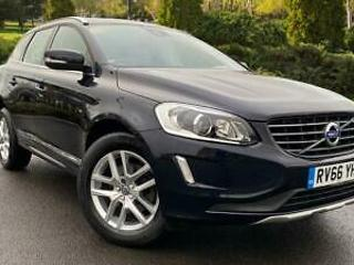 2016 Volvo XC60 D4 190 SE Lux Nav 5dr Geartr Automatic Diesel Estate