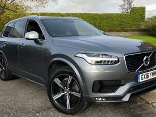 2016 Volvo XC90 2.0 D5 RDesign AWD AT Winter Automatic Diesel 4x4