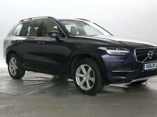2016 Volvo XC90 2.0 T8 Twin Engine Momentum Geartronic Auto 4X4 Automatic