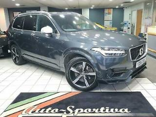 2016 Volvo XC90 2.0h T8 Twin Engine 9.2kWh R Design Auto 4WD s/s 5dr PETROL/EL