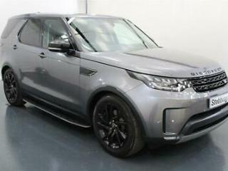 2017 17 LAND ROVER DISCOVERY 3.0 TD6 HSE 5D AUTO 255 BHP *7 SEATS* DIESEL