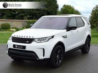 2017 17 LAND ROVER DISCOVERY 5 3.0 TD6 HSE 5D AUTO 255 BHP VAT QUALIFYING BLACK