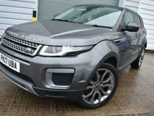2017 17 LAND ROVER RANGE ROVER EVOQUE 2.0 ED4 SE 5D 1 OWNER 30 ROAD TAX HEATED B