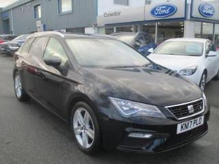 2017 17 Seat Leon 2.0TDI 150ps FR Technology Estate