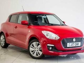 2017 17 SUZUKI SWIFT 1.0 SZ T BOOSTERJET 5D 111 BHP