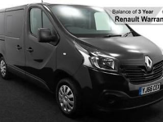 2017 66 RENAULT TRAFIC 1.6 DCi BUSINESS+ WHEELCHAIR ACCESSIBLE ~ CHAIRLIFT