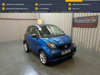 2017 66 SMART FORTWO 1.0 PASSION 2D AUTO 71 BHP
