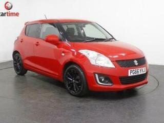 2017 66 SUZUKI SWIFT 1.2 SZ L 5D 94 BHP SAT NAV BLUETOOTH DAB DIGITAL RADIO PRIV