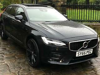 2017 66 Volvo V90 Cross Country D4 4X4 Diesel Auto